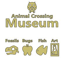 Animal Crossing Museum by TheFoxyAssassin