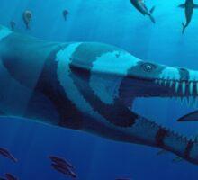 Jurassic Leviathan Sticker