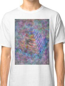 Eye of Horus Pyramid Classic T-Shirt