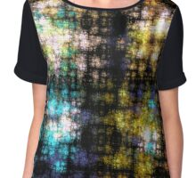 [stained glass] Chiffon Top