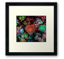 The Magic of Love Framed Print
