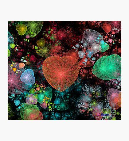 The Magic of Love Photographic Print