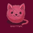 Knitten  by panda3y3