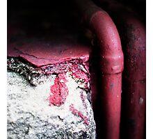{ Corners: where the walls meet #03 } Photographic Print