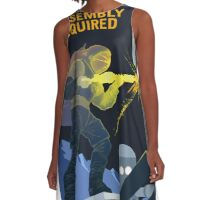 Mars - Assembly Required A-Line Dress