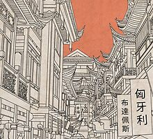 In China II. by jankoba