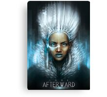 Afterward - Video Game poster Canvas Print