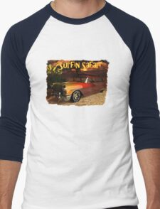 56' Surfin Safari Men's Baseball ¾ T-Shirt