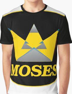 Multi-Order Solar EUV Spectrograph (MOSES) Logo Graphic T-Shirt
