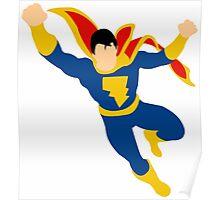 Captain Marvel Jr. Poster