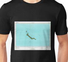 USGS TOPO Map Alaska AK St Matthew 361381 1951 250000 Unisex T-Shirt