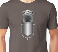 On the air vintage (silver) Unisex T-Shirt