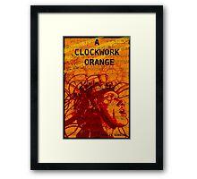 A Clockwork Orange Framed Print