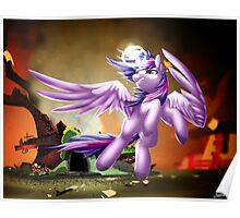 Twilight Sparkle - Avenge Poster