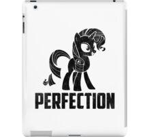 Rarity - Perfection iPad Case/Skin