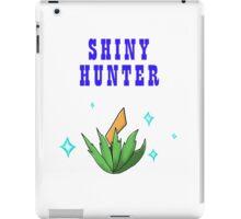 Shiny Hunter iPad Case/Skin