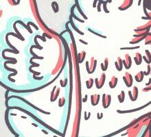 Sir Chicken Sticker