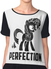 Rarity - Perfection Chiffon Top