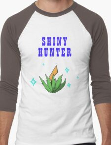 Shiny Hunter Men's Baseball ¾ T-Shirt