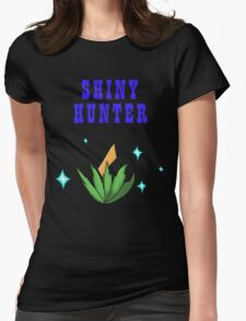 Shiny Hunter Womens Fitted T-Shirt
