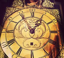 Grandfather Clock by Gracious-good