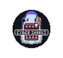 The Cybersharks Photographic Print