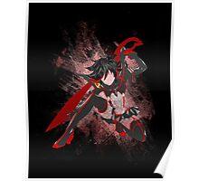 A la Kill Ryuko Poster
