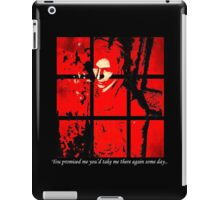 Save Before You Quit  iPad Case/Skin