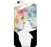 Sherlock and John iPhone Case/Skin