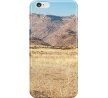 Into the Brandberg iPhone Case/Skin
