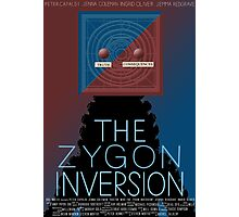 the zygon inversion poster Photographic Print