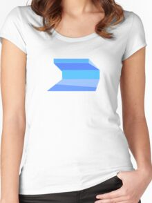 Seattle Public Library Women's Fitted Scoop T-Shirt