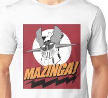 Mazinga! I'm a Nerd Unisex T-Shirt