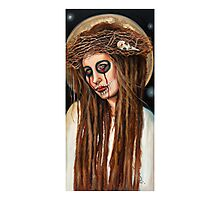 Girl Jesus by Sylvia Lizarraga Photographic Print