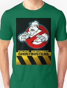 PNW: Ghostbusters Poster T-Shirt