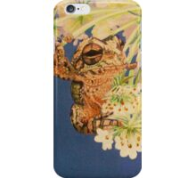 Subtle Frog iPhone Case/Skin