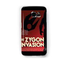 The Zygon Invasion Poster Samsung Galaxy Case/Skin