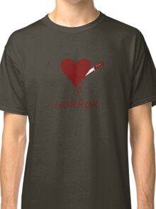 Horror Love Classic T-Shirt