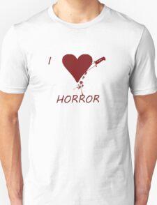 Horror Love Unisex T-Shirt