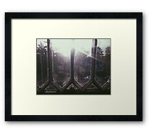 7:39, Morning Framed Print