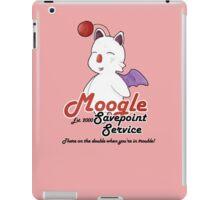 Moogle Saves iPad Case/Skin