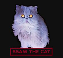 ssam the cat: 2016 [burgundy] Tank Top