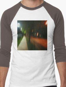 9:06, Walking at night Men's Baseball ¾ T-Shirt