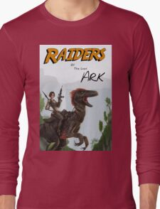 Raiders of the Lost Survival Long Sleeve T-Shirt