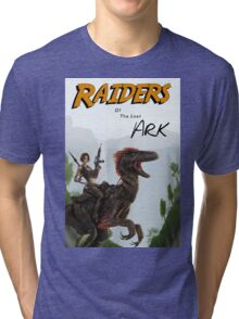 Raiders of the Lost Survival Tri-blend T-Shirt