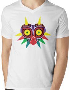 Majora's Mask w/o Cartridge Mens V-Neck T-Shirt