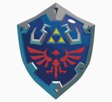 Hylian Shield w/o Cartridge by bmgoepfert