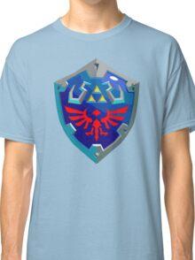 Hylian Shield w/o Cartridge Classic T-Shirt