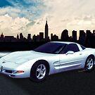 Corvette C-5 1997-2004 by ChasSinklier