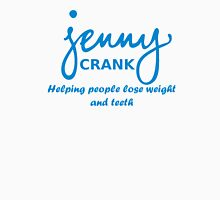 Jenny Crank Diet Unisex T-Shirt